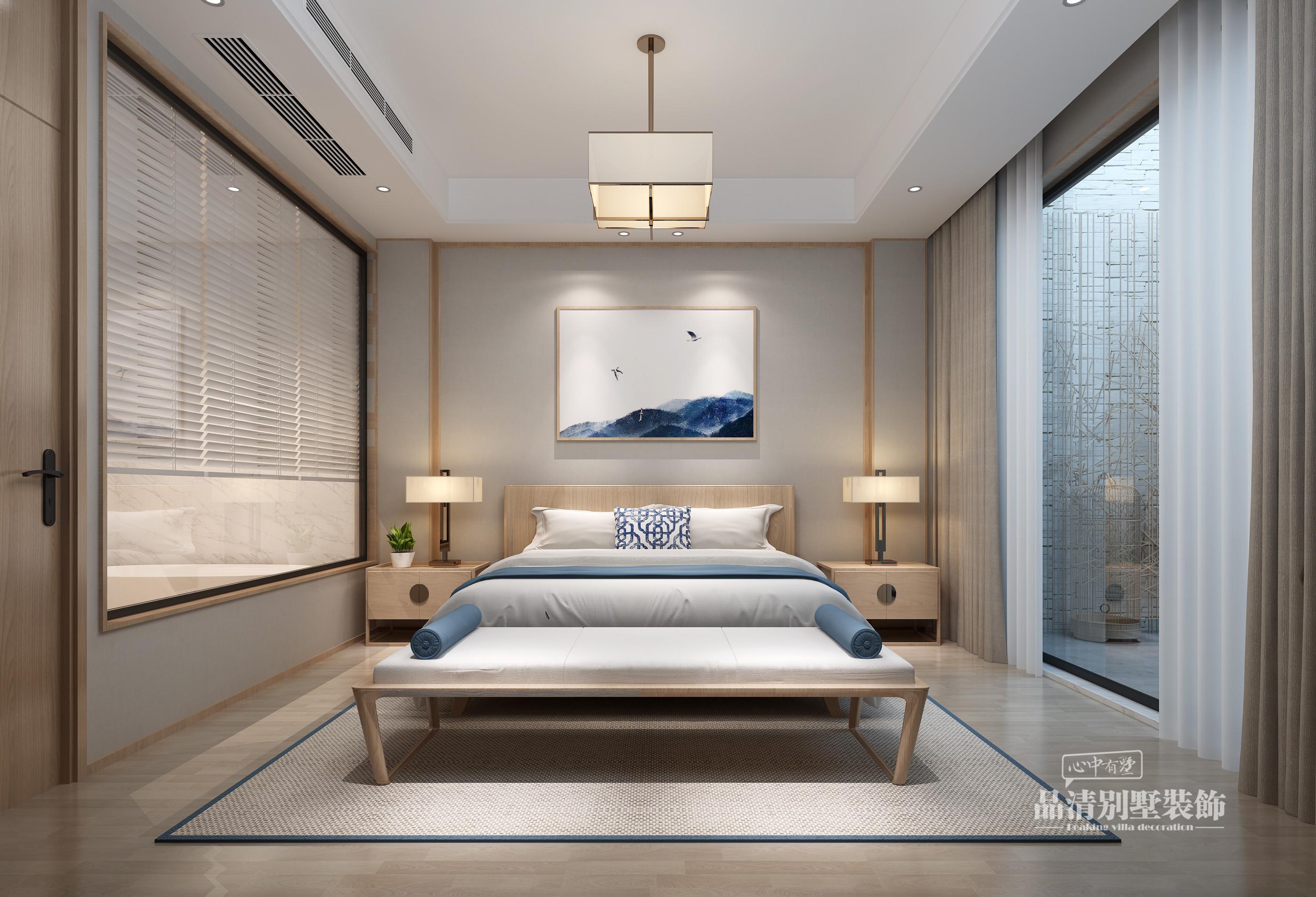 无锡别墅 别墅装修 别墅设计 日式风格图片来自别墅装修设计师在金科东方王榭307㎡日式风格的分享