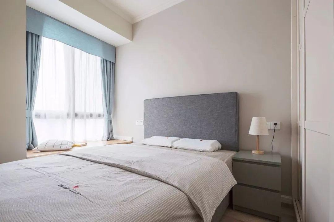 卧室图片来自鹏友百年装饰在这样清新舒适,可真自在的分享