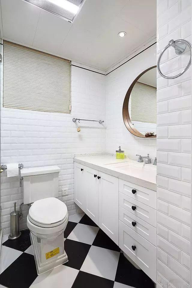 卫生间图片来自鹏友百年装饰在闲来无事,晒晒我的小窝的分享