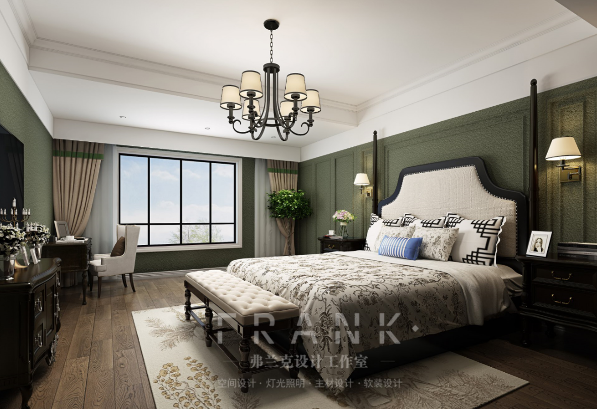 卧室图片来自朱平波在长滩壹号 — 光阴荏苒的分享