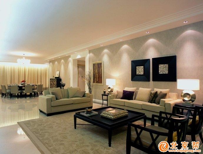 客厅 卧室图片来自今朝宜居装饰在港式家居风格的分享