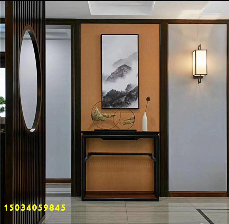 三居 简约图片来自山西今朝装饰在138平轻奢新中式的分享