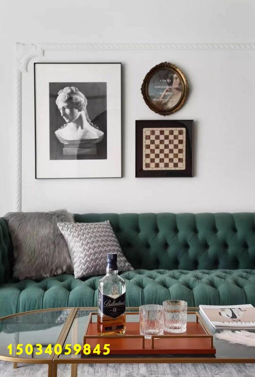 三居 简约图片来自山西今朝装饰在140㎡温柔轻奢风的分享