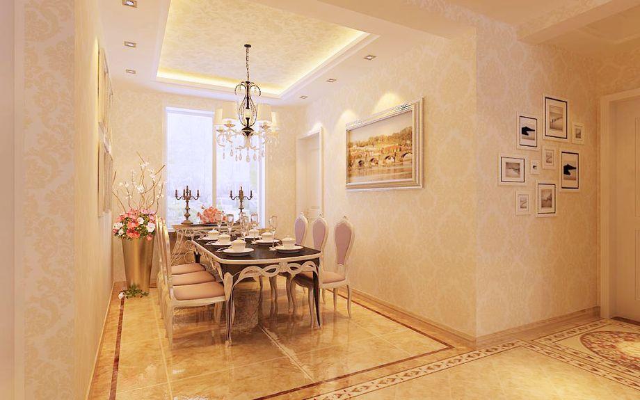 简约 客厅 餐厅图片来自今朝宜居装饰在简约、质朴的设计的分享