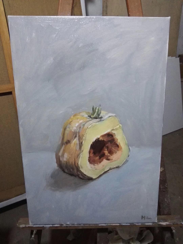 油画图片来自悦嘉睿智文化在原创油画的分享