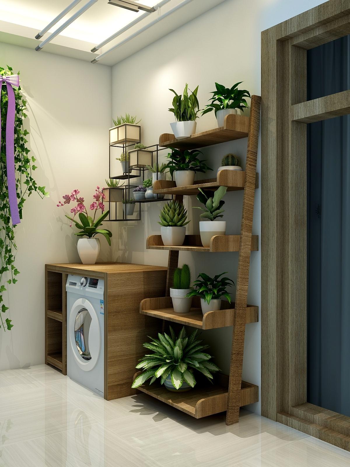 绿色植物图片来自悦嘉睿智文化在新中式效果图的分享