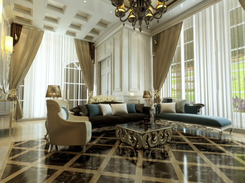 别墅 欧式图片来自乔发明在绿地迪亚庄园的分享