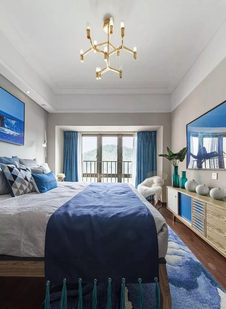现代 轻奢 混搭 全案设计 小资 鹏友百年 卧室图片来自鹏友百年装饰在现代奢华风的分享