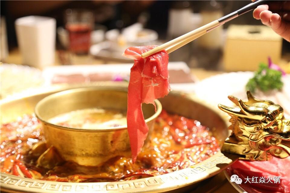 精选的铜锅图片来自乔发明在大红焱火锅店的分享
