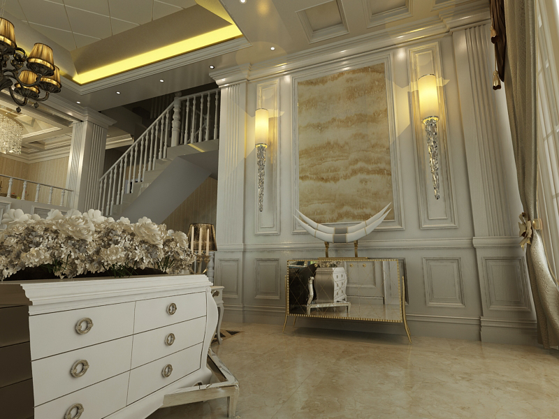 别墅 欧式 混搭图片来自乔发明在绿地迪亚庄园的分享