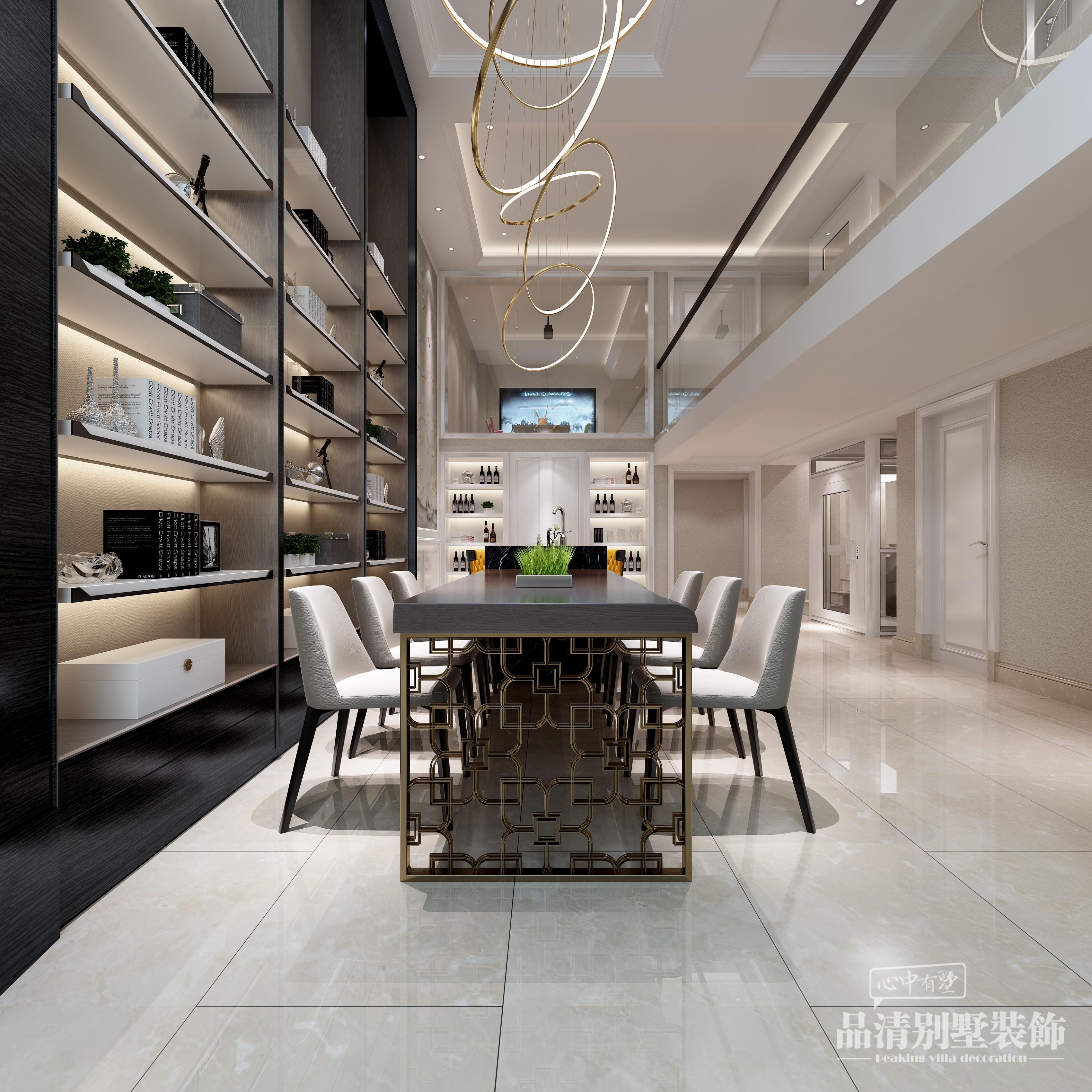 别墅装修 别墅设计 无锡别墅 现代美式图片来自别墅装修设计师在无锡阿卡迪亚320㎡现代美式的分享