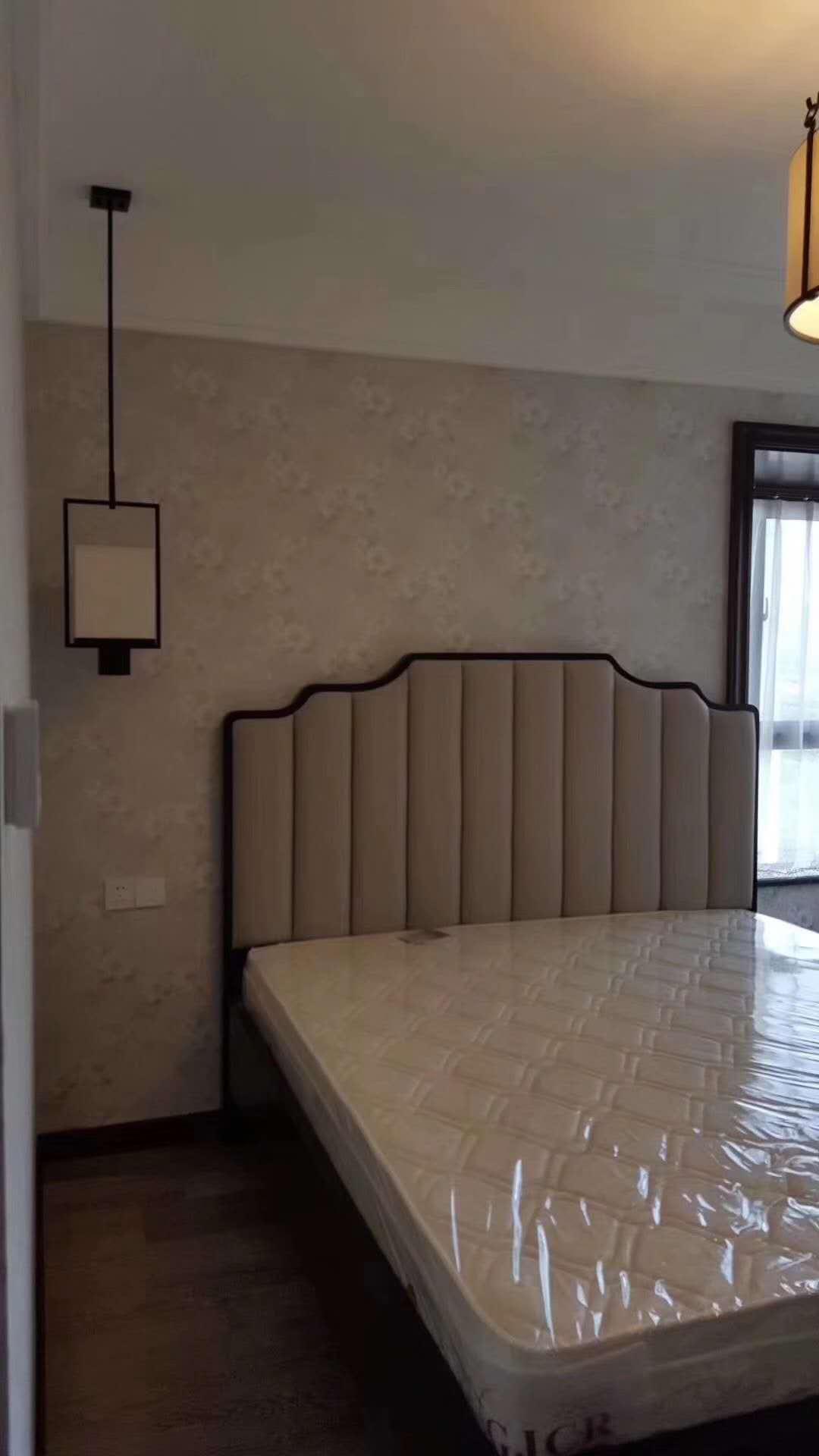 中式古典 三居 白领 小资 卧室图片来自陕西峰光无限装饰在西派国际三室两厅两卫的分享