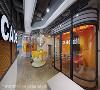 创意玩空间 跳脱传统办公格局的思维,咖啡杯与上方地球仪的摆设,为整体空间增添活泼色彩与童趣元素。