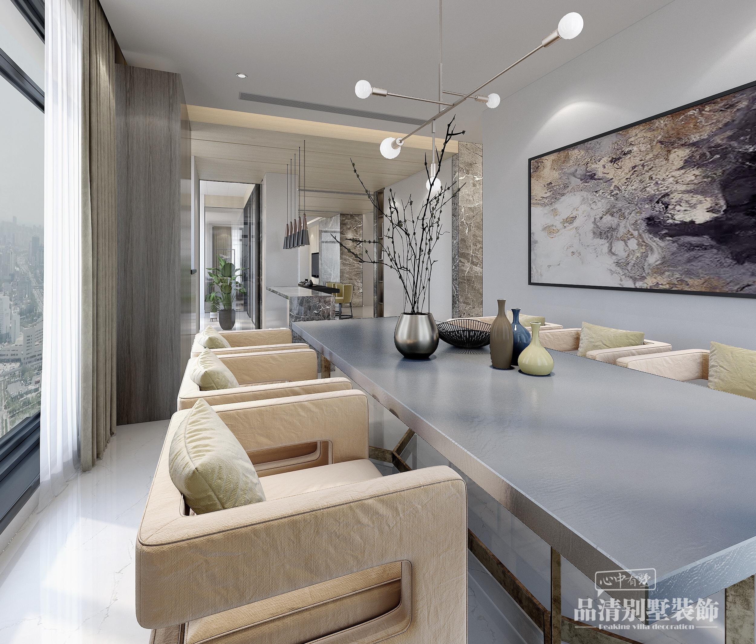 别墅装修 别墅设计 无锡别墅 装修设计 现代风格图片来自别墅装修设计师在香樟园280㎡现代风格的分享