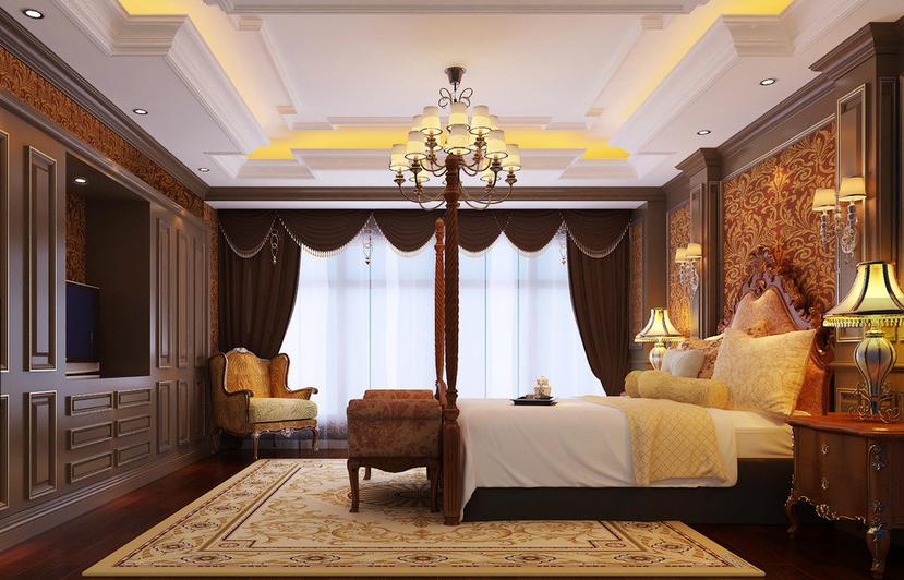 欧式 客厅图片来自今朝宜居装饰在欧式元素造型的分享