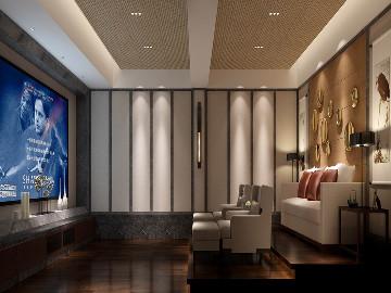 沁春园450㎡新中新别墅案例