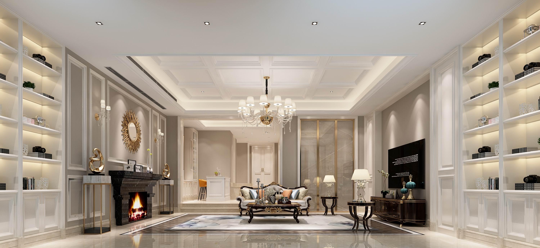 别墅 设计 装修 案例 欧式风格 客厅图片来自无锡别墅设计s在奥林匹克简欧风格别墅设计案例的分享
