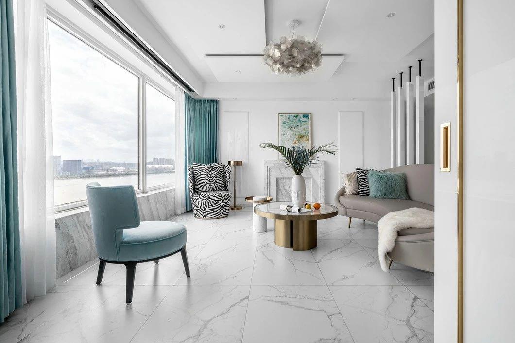 联排 别墅 客厅图片来自鹏友百年装饰在轻奢风,就是这么撩人!的分享