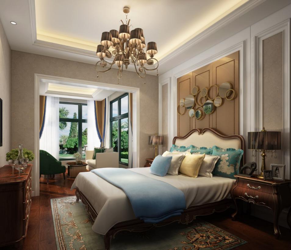 卧室图片来自朱平波在中信未来城 — 最适合的美好的分享