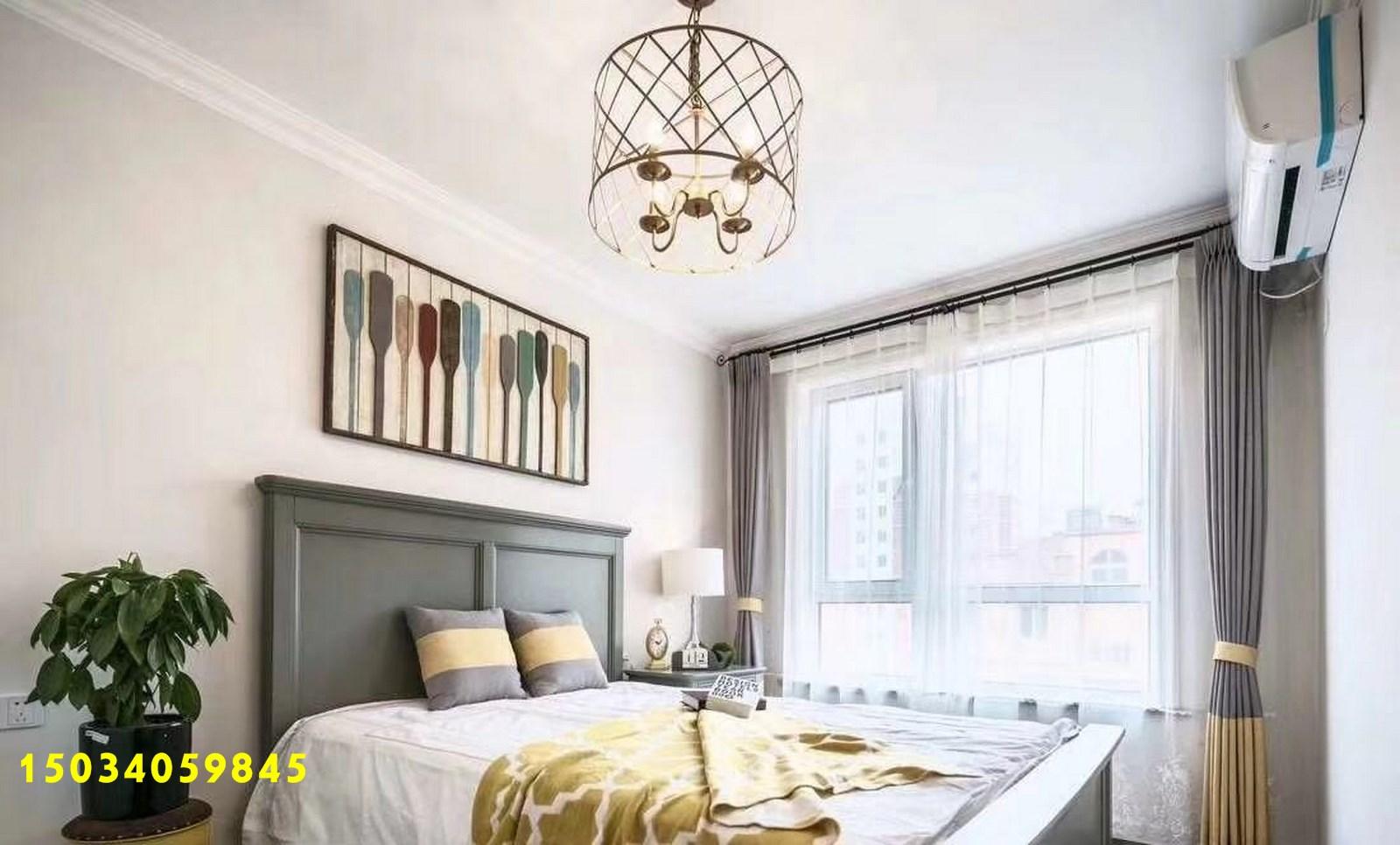 三居图片来自山西今朝装饰在170㎡复式挤出5室2厅的分享