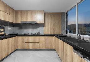 简约 混搭 三居 收纳 旧房改造 小资 厨房图片来自林上淮·圣奇凯尚装饰在爱家有故事·承载的分享