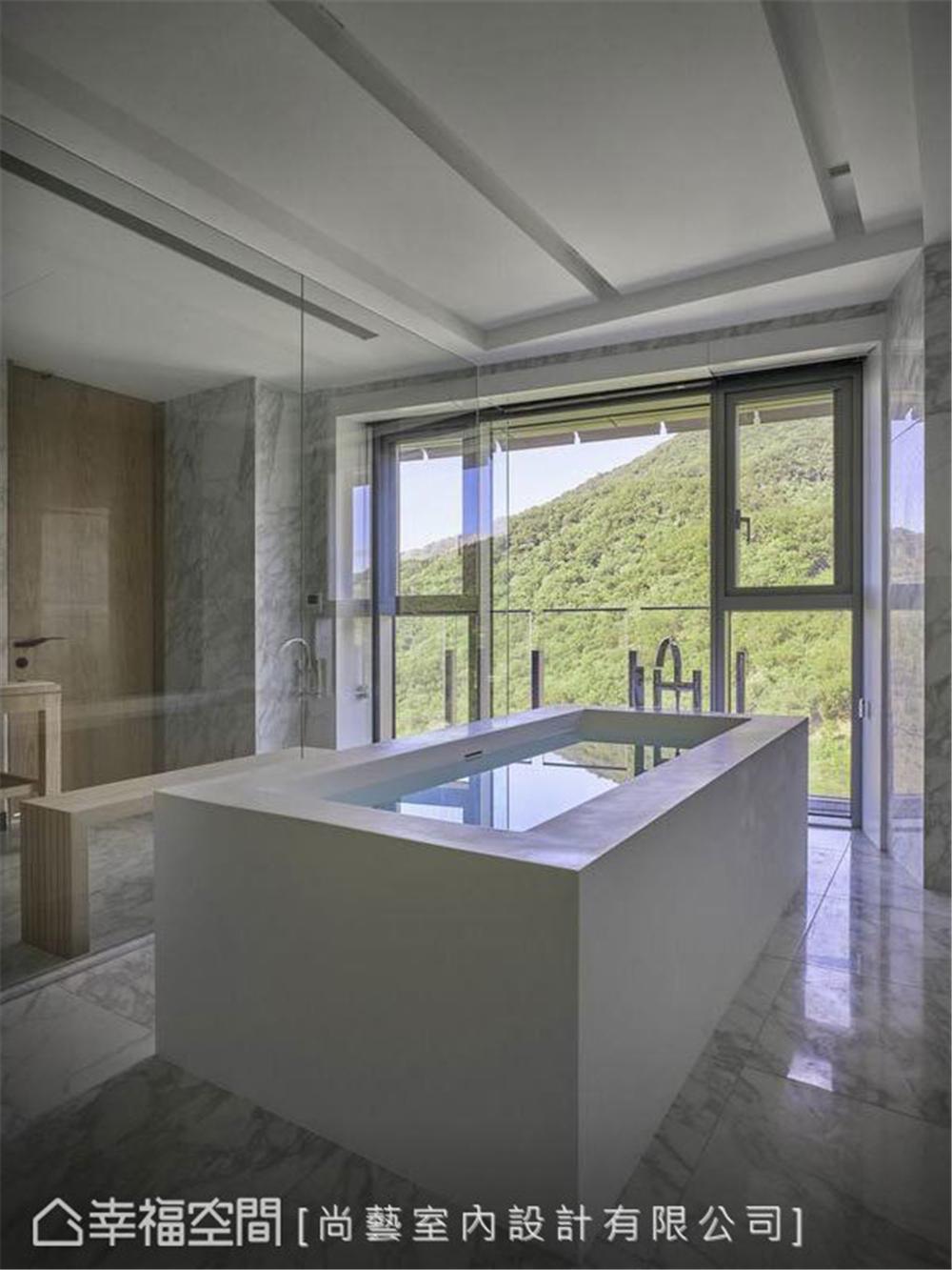 装修设计 装修完成 休闲多元 卧室图片来自幸福空间在506平,山水环景大器时尚宅的分享
