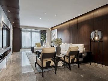 现代风私宅设计