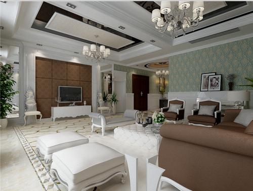 客厅 餐厅图片来自今朝宜居装饰在关于细节之处的设计的分享
