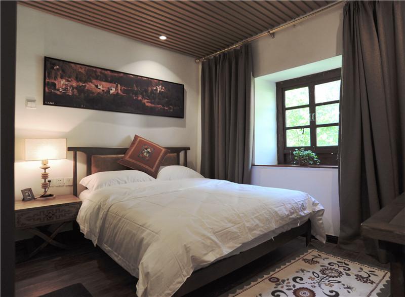 卧室图片来自智尚设计在和瑞布科院子精品客栈的分享