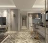 现代设计追求的是空间的实用性和灵活性。居室空间是根据相互间的功能关系组合而成的,而且功能空间相互渗透,空间的利用率达到最高。