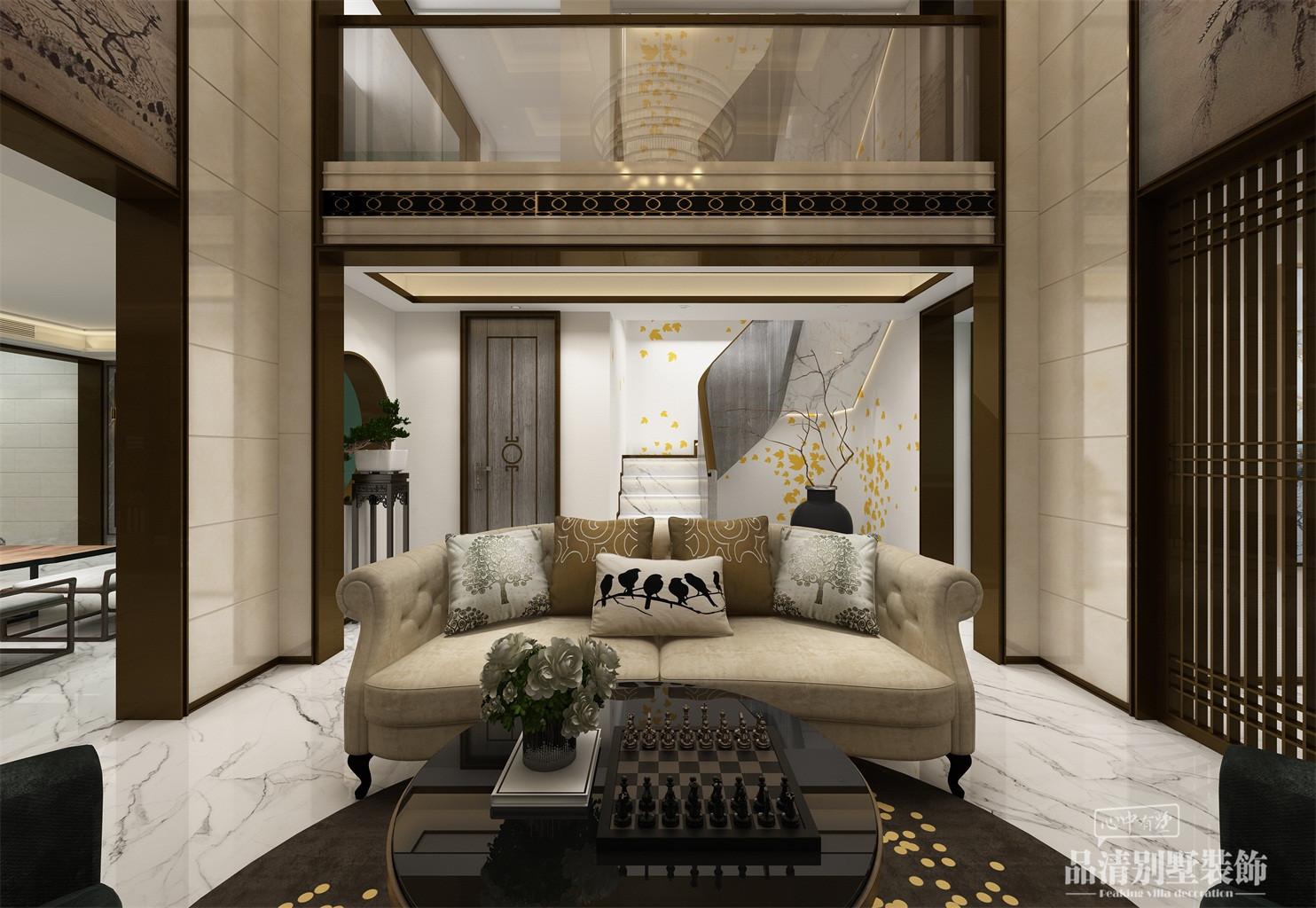 无锡别墅 别墅装修 别墅设计 新中式图片来自别墅装修设计师在品味宅间,古色而不古板的新中式的分享