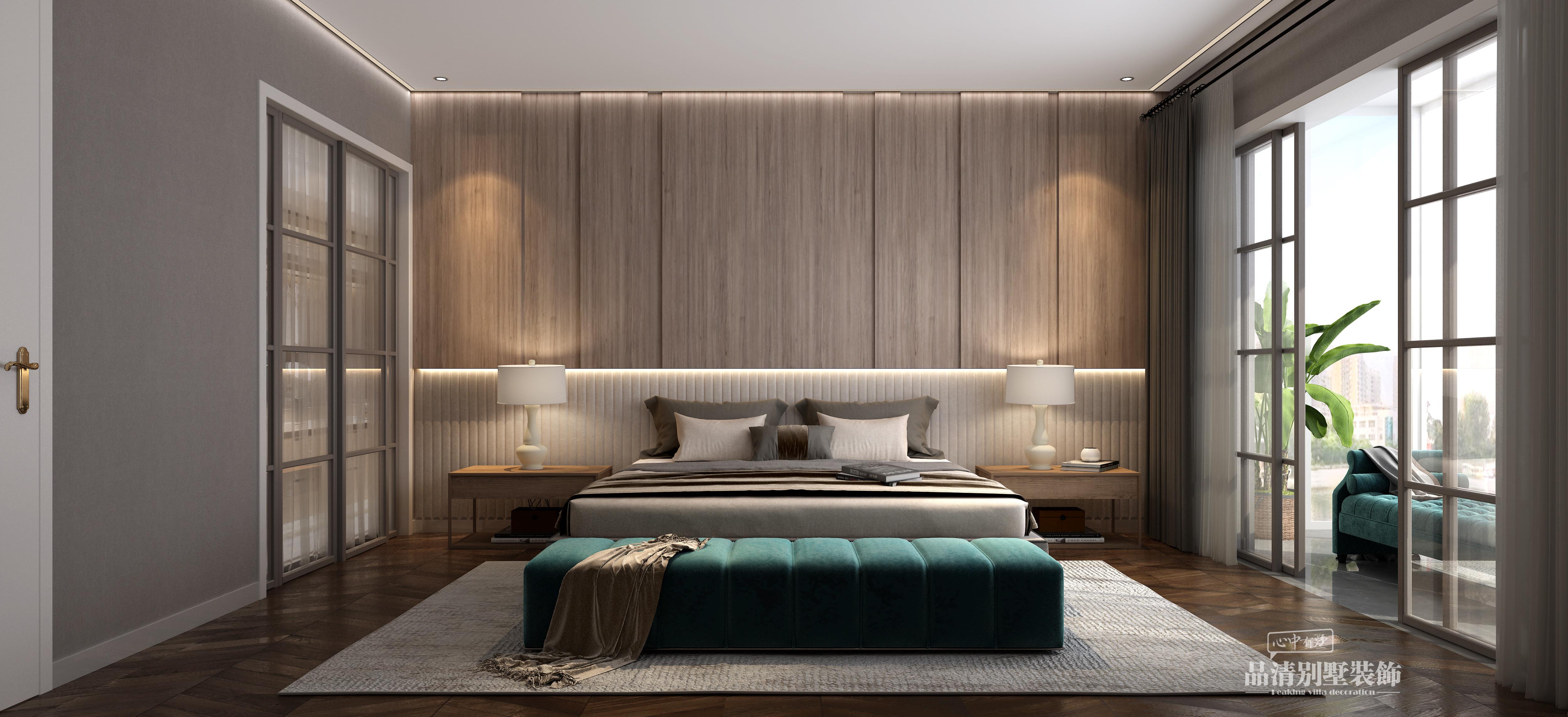 无锡别墅图片来自别墅装修设计师在山水茗苑北欧风格的分享