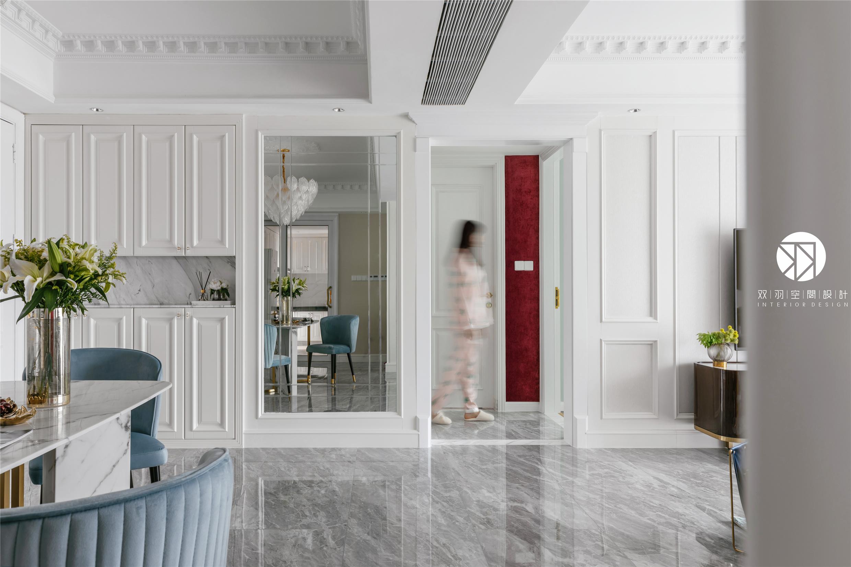 美式 装修 设计 客厅 卧室 餐厅 混搭 轻奢图片来自双羽空间设计在Time Story 時光物語的分享