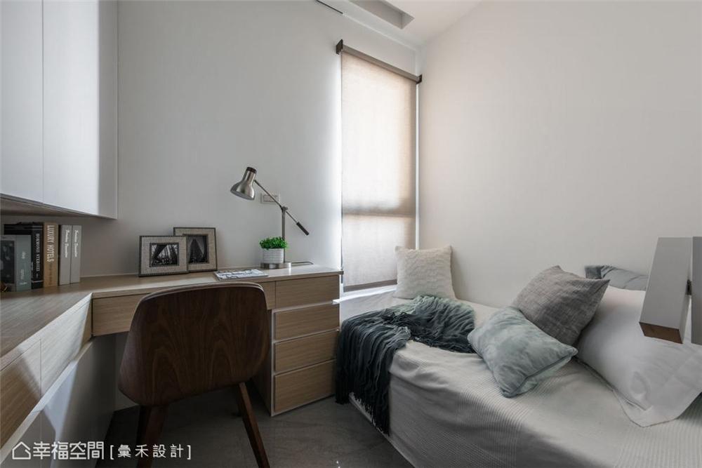装修设计 装修完成 休闲多元 卧室图片来自幸福空间在79平,满足对家的幸福期待的分享