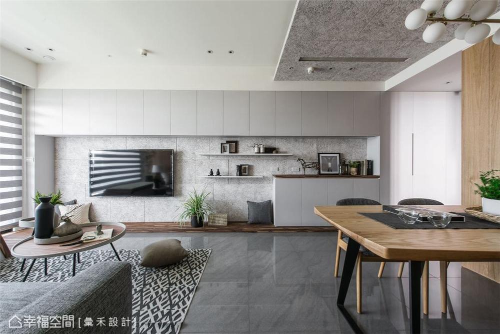 装修设计 装修完成 休闲多元 客厅图片来自幸福空间在79平,满足对家的幸福期待的分享