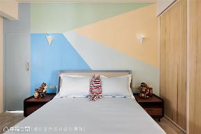 装修设计 装修完成 新古典 儿童房图片来自幸福空间在238平,绚染综观 光影恣意流转的分享