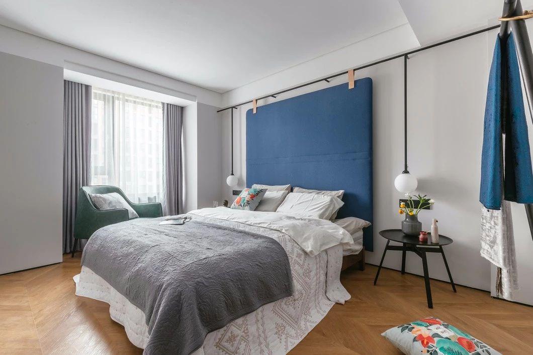 卧室图片来自鹏友百年装饰在北欧极简,要的就是这个范!的分享