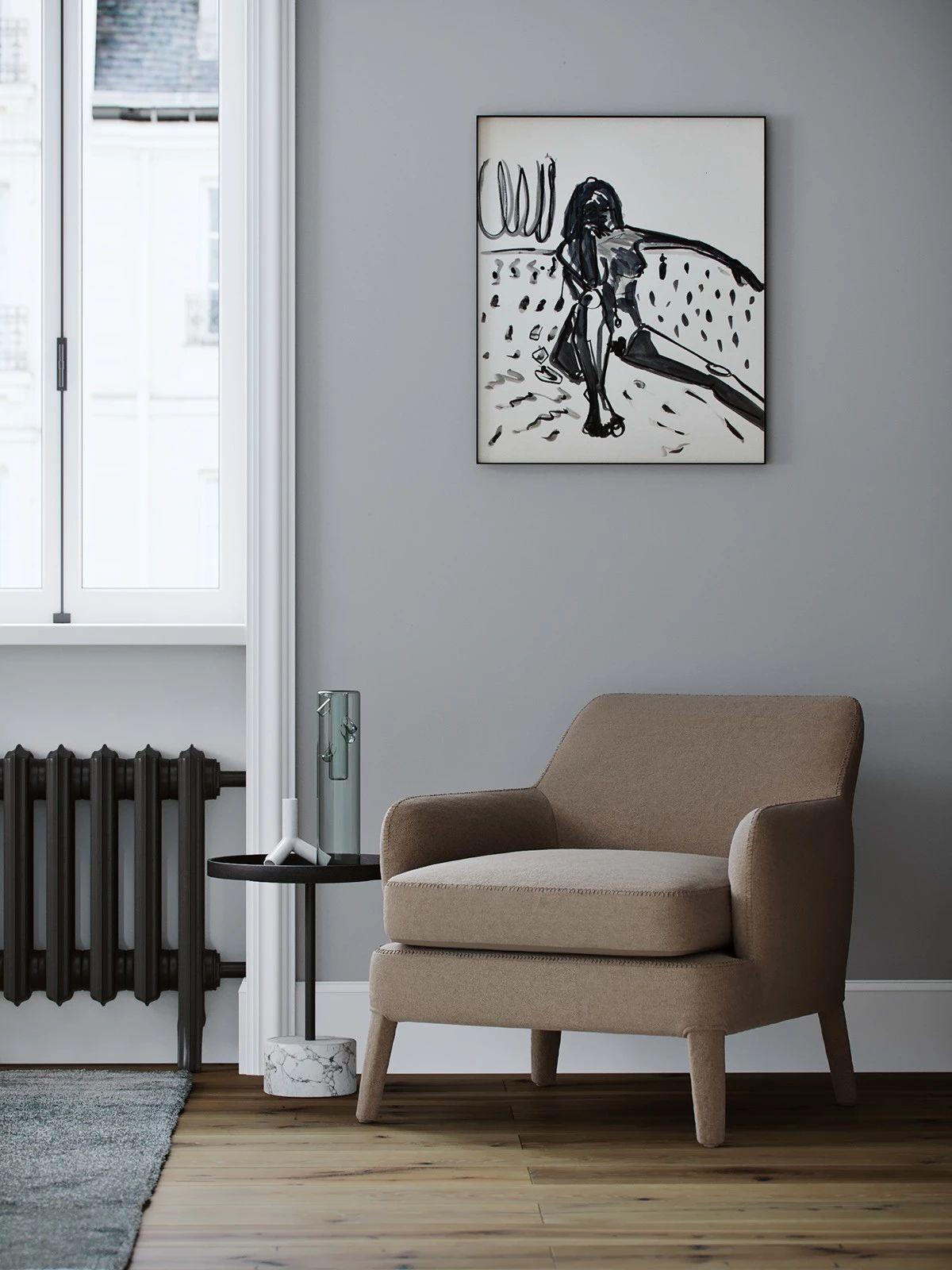 卧室图片来自鹏友百年装饰在这样布局空间大一倍的分享