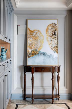 美式 简约 80后 玄关图片来自俏业家装饰在国宾城四室|现代美式风格装修的分享