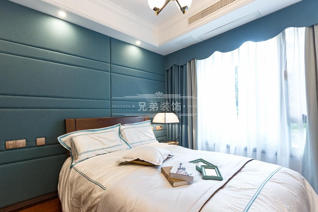 小资 80后 中式 白领 客厅 约克郡 卧室图片来自兄弟装饰-蒋林明在约克郡禧悦装修设计效果图的分享
