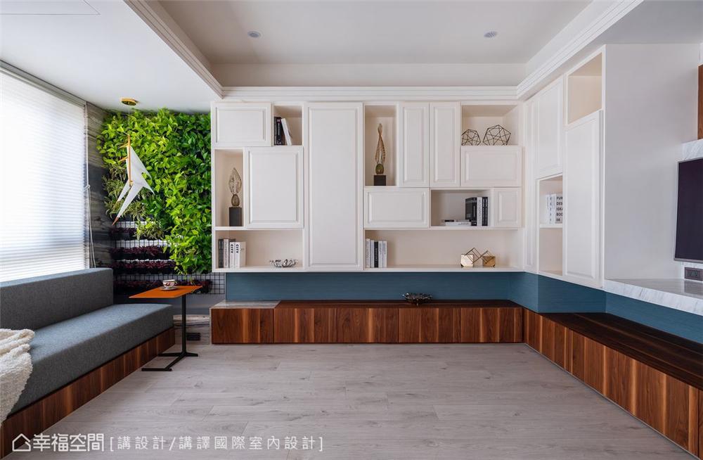 装修设计 装修完成 现代风格 其他图片来自幸福空间在231平,优雅灰紫调景观宅的分享