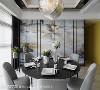 食出精彩 将艺术喜好融合到空间中,在精挑细选、量身订制的家俱陪衬下,为石材主轴营造出更典雅的视觉效果。