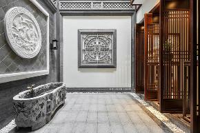 梦想改造家 客厅 中式 别墅 大户型 阳台图片来自兄弟装饰-蒋林明在万科观承装修|蔡家联排别墅装修的分享