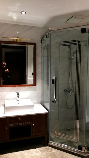 梦想改造家 客厅 中式 别墅 大户型 卫生间图片来自兄弟装饰-蒋林明在万科观承装修|蔡家联排别墅装修的分享
