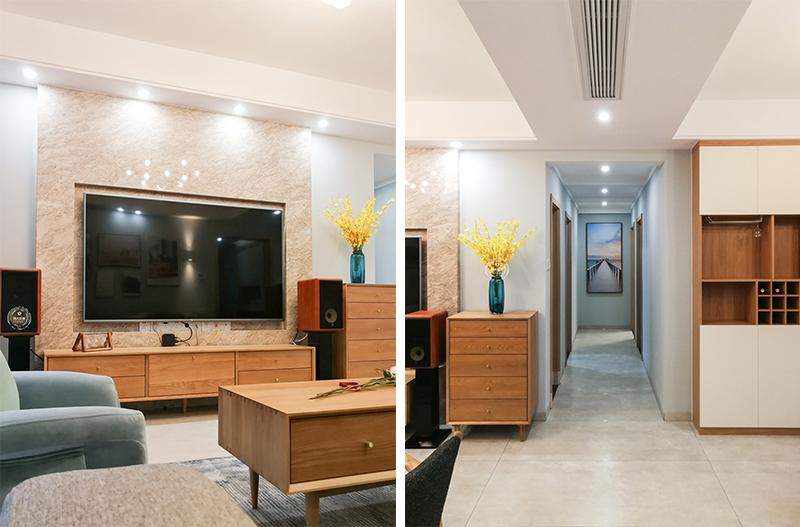 客厅图片来自深圳浩天装饰在惠阳星河丹堤实景案例的分享