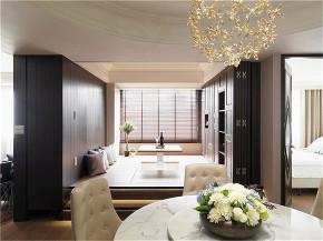 装修设计 装修完成 新古典 其他图片来自幸福空间在99平,奢华品味,新古典内敛美宅的分享