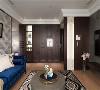 华丽古典 莳筑设计大量运用精致的古典元素作为空间主轴,并巧妙搭配暗色系家具,彰显屋主沉稳内敛的气质。