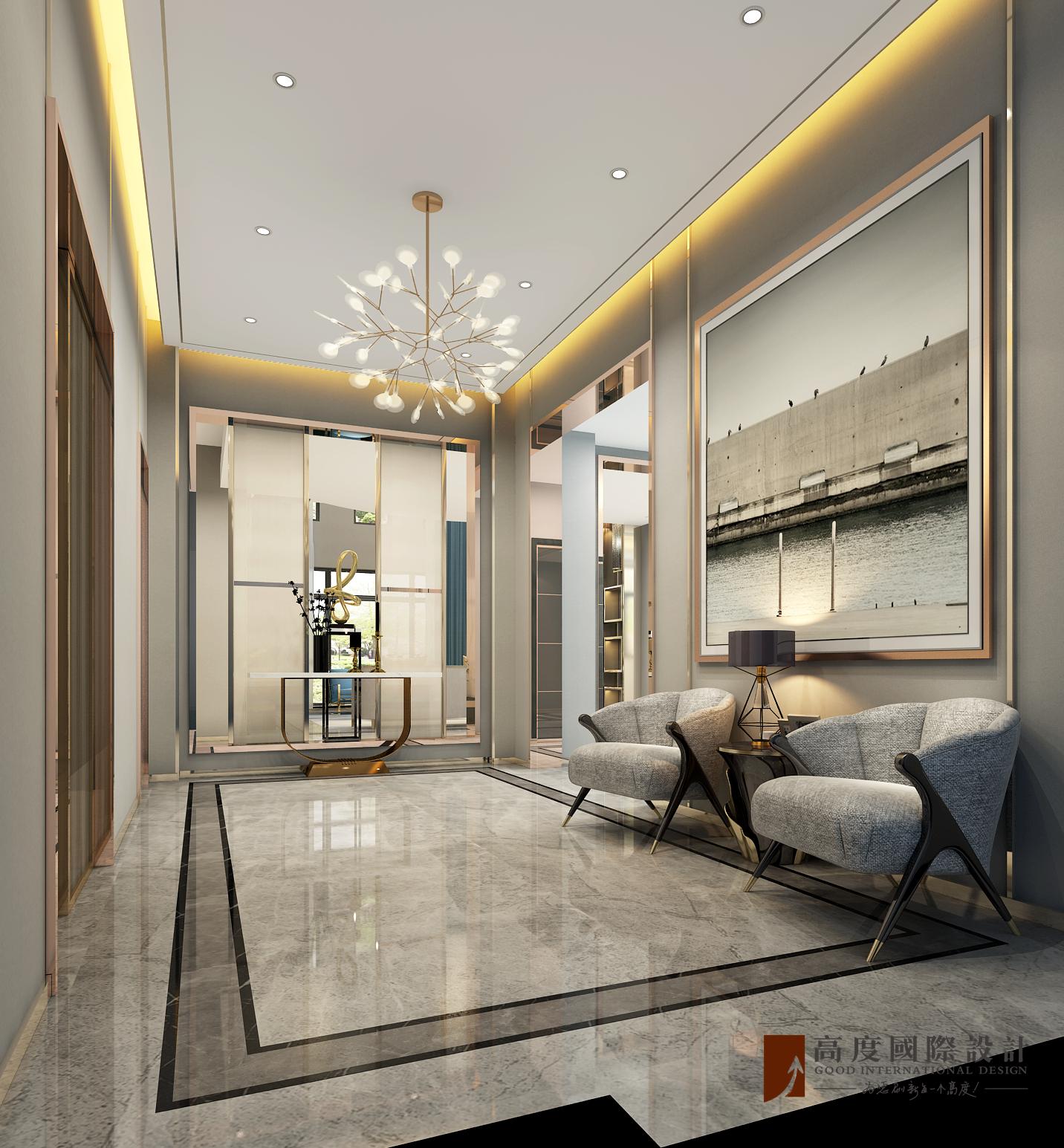 其他图片来自北京高度国际在金科天玺---现代轻奢的分享