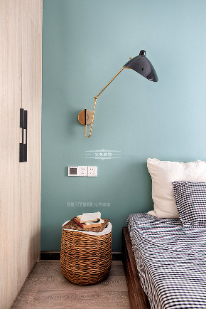 中式 洋房 设计 卧室图片来自重庆兄弟装饰黄妃在设计腕获奖作作品,兄弟装饰全案的分享