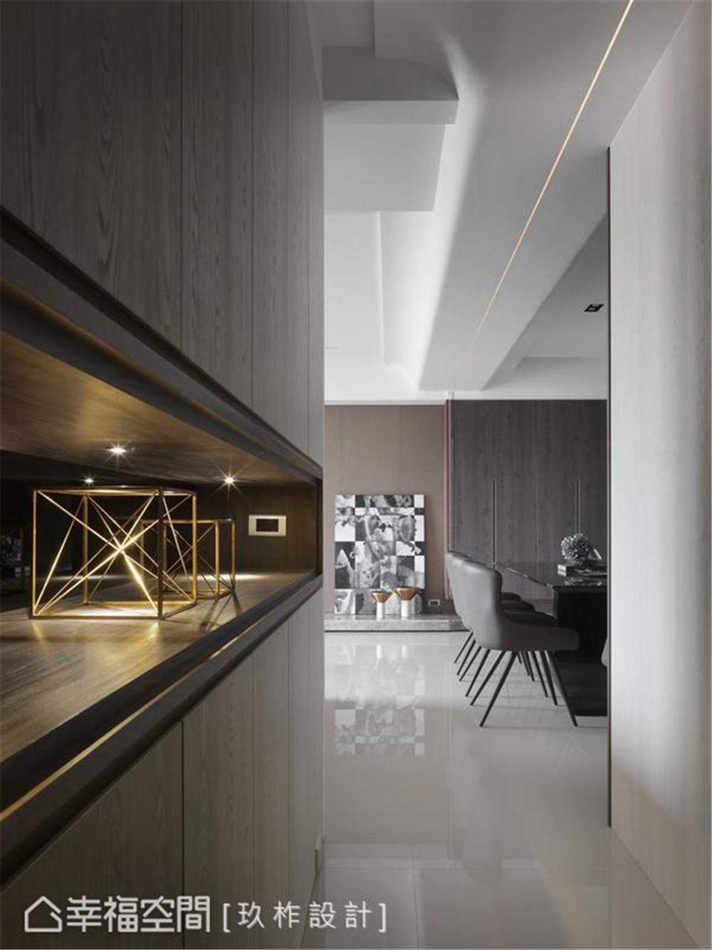 装修设计 装修完成 现代风格 其他图片来自幸福空间在149平, 现代简约宁静私宅的分享